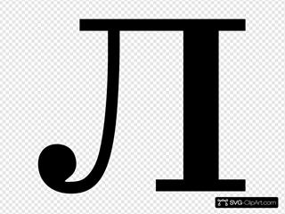 Cyrillic Letter Л