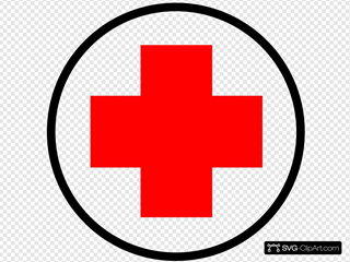 Cruz Roja Clipart