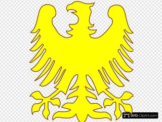Phoenix - Yellow Clipart