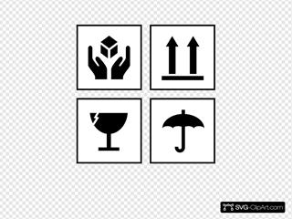 Hard Cases Symbols