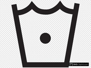 Washing Type Symbol