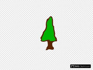 Rpg Map Symbols Tree