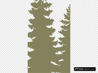 Light Green Forrest V.2