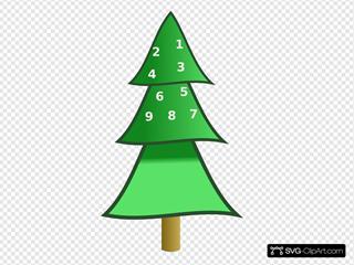 Homemade Advent Calendar For Stickers