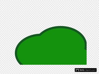 Tree Clip Art SVG Clipart
