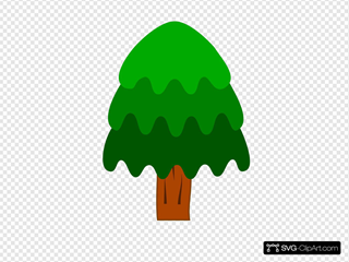 3 Layer Tree