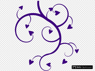 Purple Heart Tree