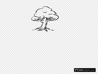 Tree Outline Svg Vector Tree Outline Clip Art Svg Clipart Find illustrations of tree outline. svg clipart