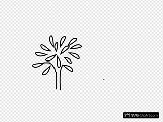 Simple Leafy Tree