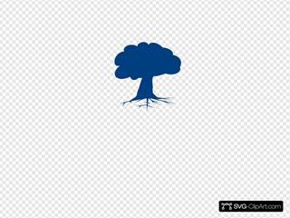 Treerootblue