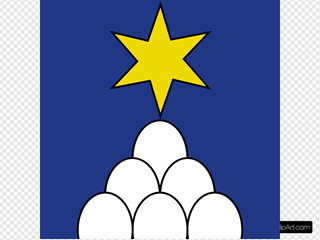 Star Eggs Wipp Sternenberg Coat Of Arms