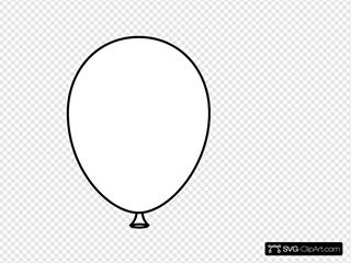 White Balloon Bold
