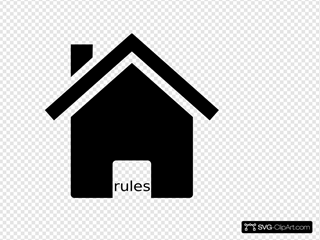 House Rules 3 Svg Vector House Rules 3 Clip Art Svg Clipart