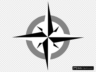 Compass SVG Cliparts
