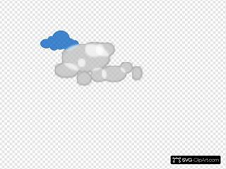 Cloud SVG Clipart