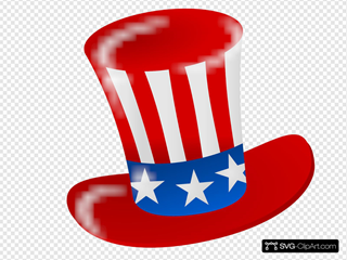 Uncle Sam American Hat