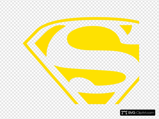 Wildcats Superman Logo(gold Only)