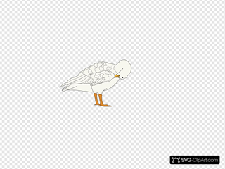 Goose SVG Cliparts