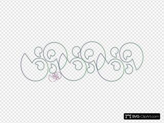 Line Border Design