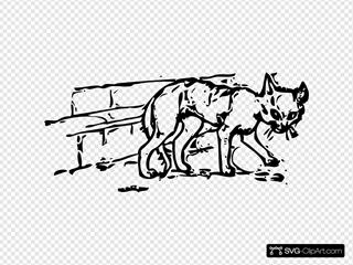 Ugly Cat Svg Vector Ugly Cat Clip Art Svg Clipart