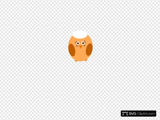 Worried Owl Brown