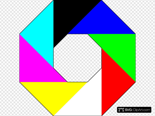 Colorful Octagon