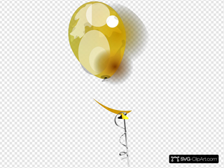 Chace  Balloon SVG Clipart