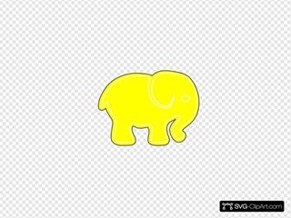 Elephantimage Yellow