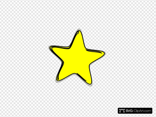 Yellow Star2
