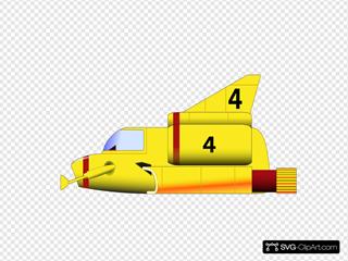 Thunder Bird Submarine