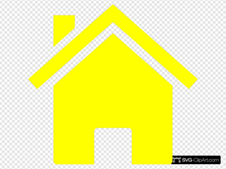 Simple Yellow Adsl House