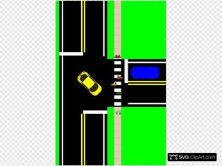 Three Way Intersection