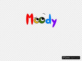 Moody Round