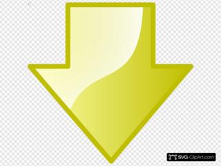 Little-yellow-down-arrow